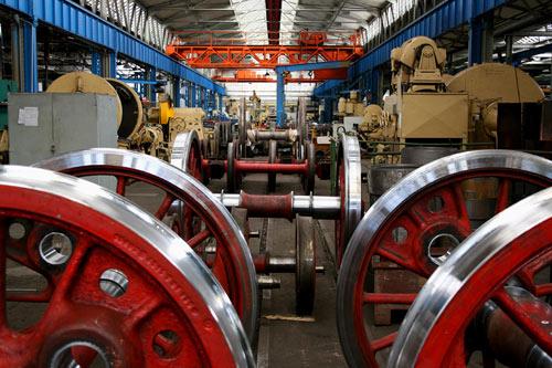 Höchste Präzision - im Dampflokwerk Meiningen