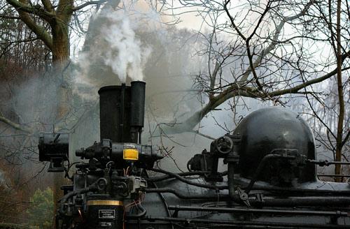 Heeresfeldbahnlok 99 6101 - da wo es zischt und dampft!