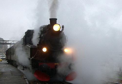 Die Angelner Dampfeisenbahn - von Kappeln nach Süderbrarup