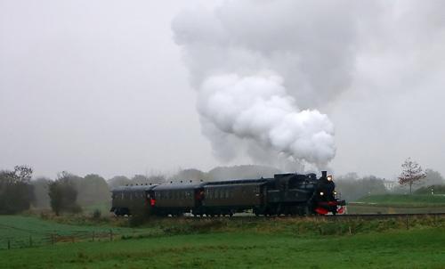 Eisenbahn-Romantik in Schleswig-Holstein