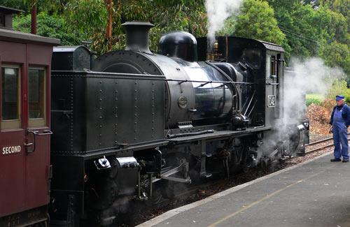 Garrett Gelenk-Lokomotive G 42