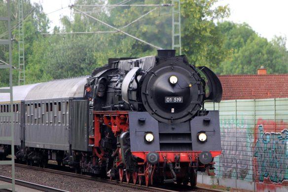Dampflok 01 519