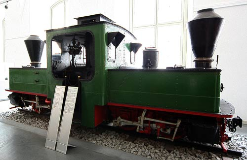 Péchet-Bourdon Gelenklokomotive