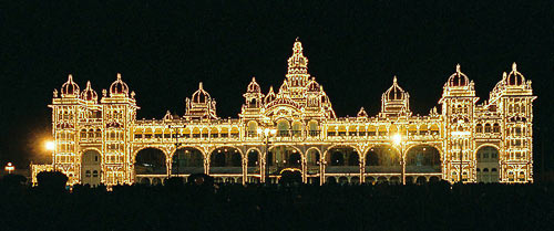 Maharadscha-Palast von Mysore