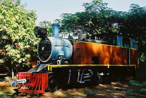 Railway Museum Mysore