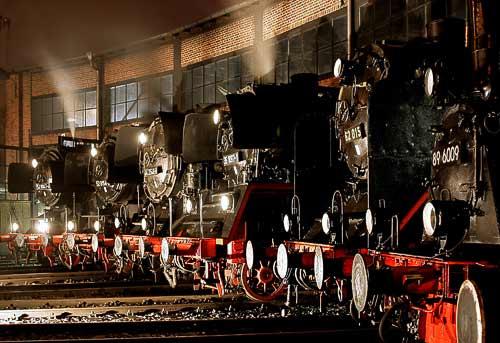 Eisenbahn-Fotos und -Souvenirs - vom Feinsten!