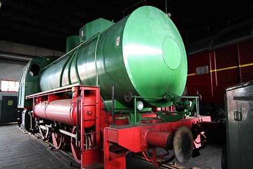 Dampfspeicherlokomotive