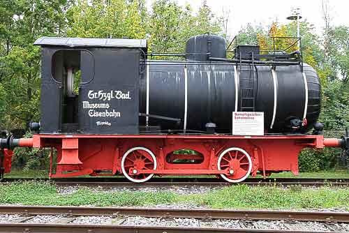 Damfspeicherlokomotive
