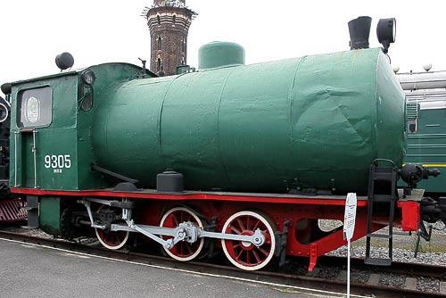 Dampfspeicherlok