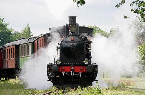 Volldampf in Dänemark - Museumsbanen Maribo-Bandholm