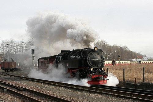 Grosse HSB-Attraktionen für alle Eisenbahn-Fotografen