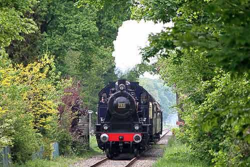 Gleich ist der Bahnhof mit dem Eisenbahnmuseum in Boekelo erreicht