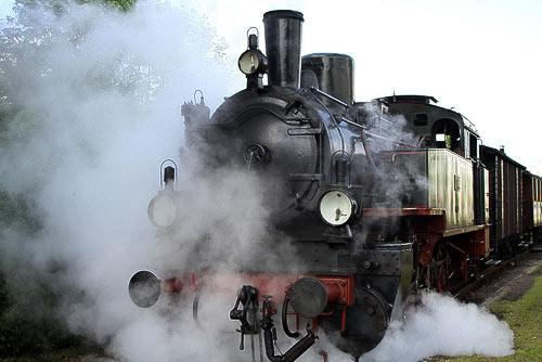 Die preussische T 13 - Dampflokomotive No. 7906 'Stettin'