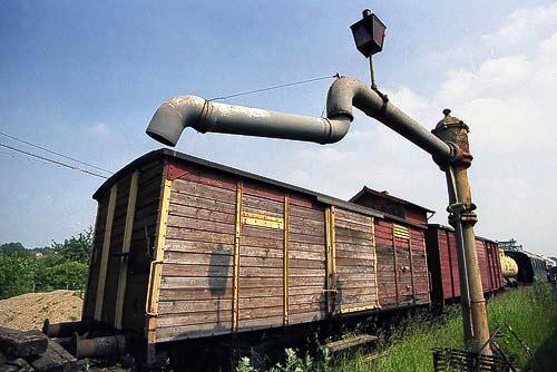 Die Dampflok-Infrastruktur in Salzhemmendorf verrottet immer mehr