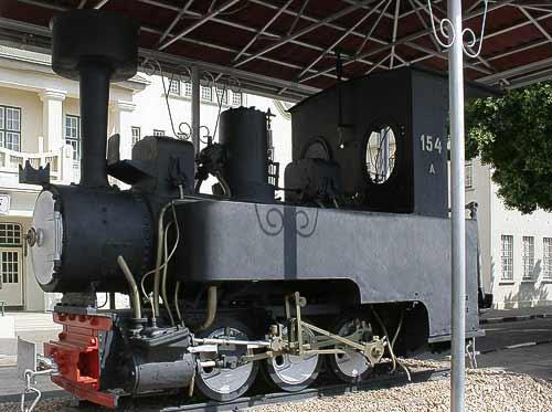 Illing - Dampflokomotive von Henschel