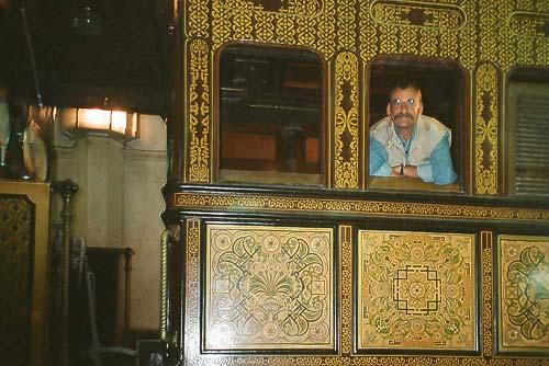 Eisenbahnmuseum Kairo