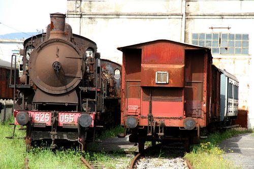 Eisenbahnmuseum Pistoia