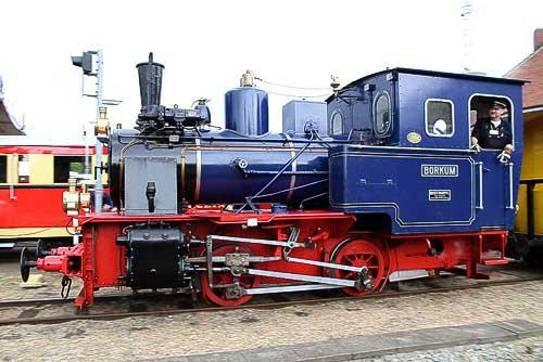 Borkumer Kleinbahn