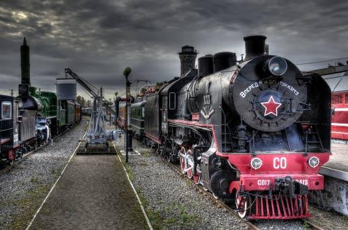 Oktoberbahnmuseum