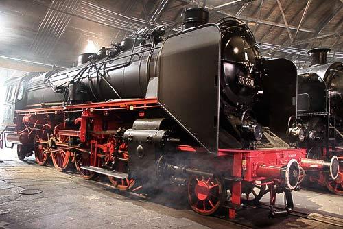 Dampflok 39 230