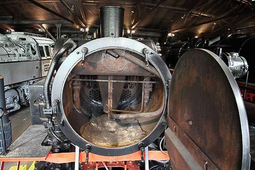 Rauchkammer - Baureihe 64