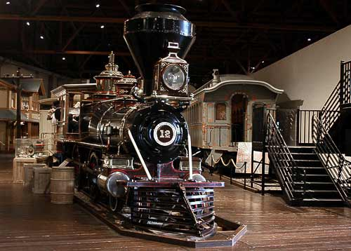 California Railroad Museum Sacramento