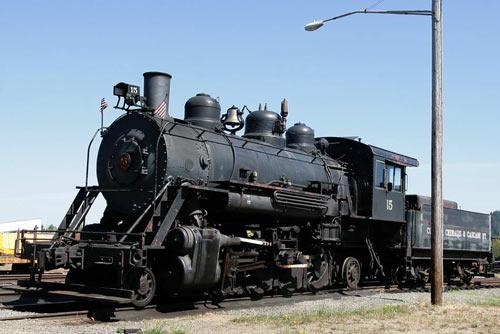 Chehalis-Centralia Railroad