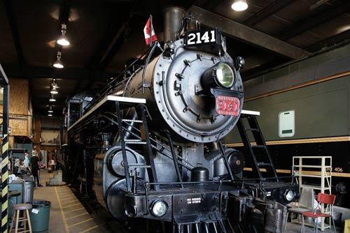 Kamloops Hertage Railway