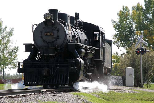Railway Heritage Park Calgary
